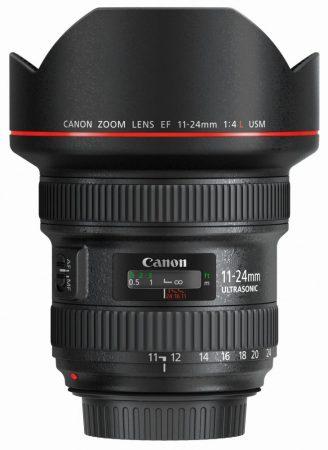Canon EF 11-24mm / 4 L USM - 3 év garanciával**