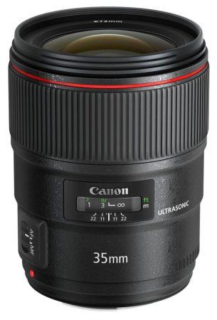 Canon EF 35mm / 1.4 L USM mark II - 3 év garanciával**