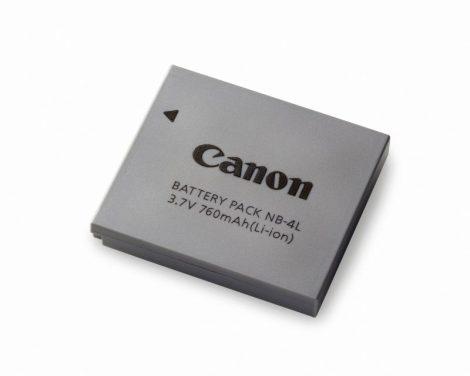 Canon NB-4L akkumulátor