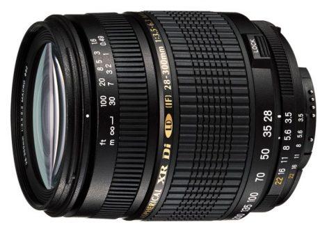 Tamron AF 28-300mm / 3.5-6.3 Di XR LD Asp. (IF) Macro