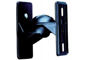Stell fali hangszórótartó, 1 pár (fekete)