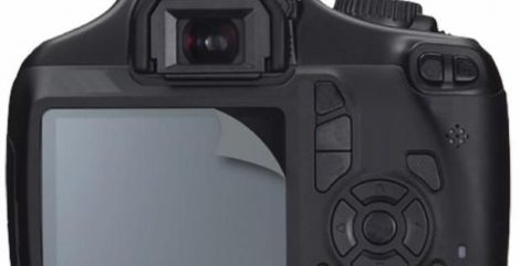 LCD védőfólia (Canon EOS 600D)