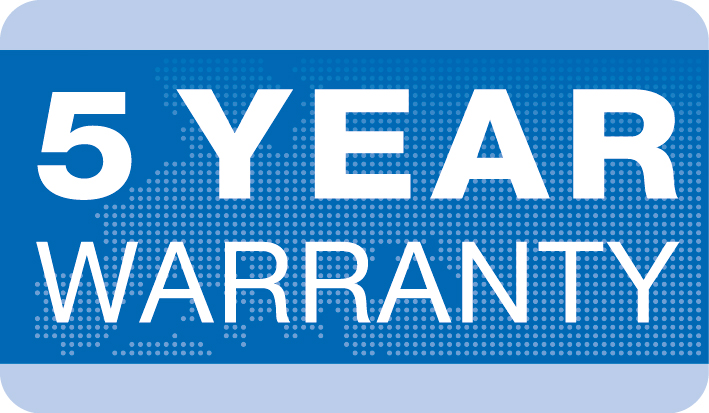 Tamron 5 year warranty