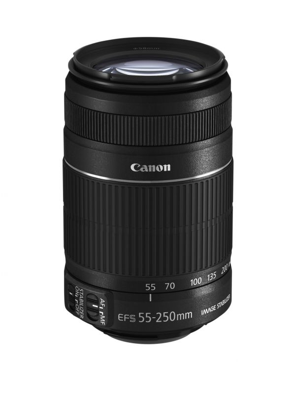 Canon EF-S 55-250mm / 4.0-5.6 IS II