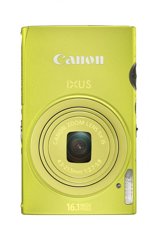 Canon Ixus 125HS (5 színben) (zöld)