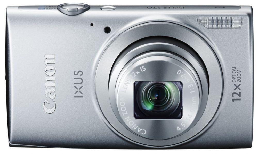 Canon Ixus 170 (3 színben) (ezüst)