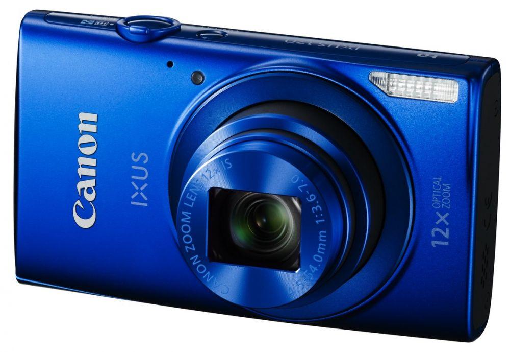 Canon Ixus 170 (3 színben) (kék)