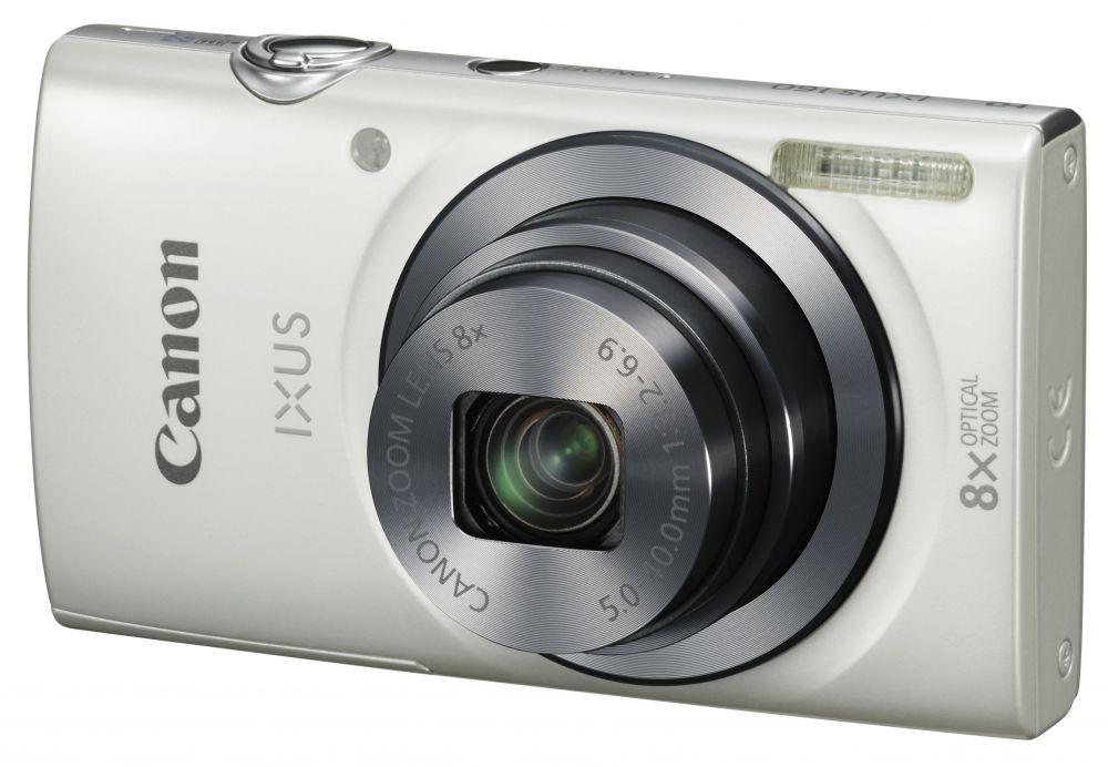 Canon IXUS 160 (4 színben) (fehér)