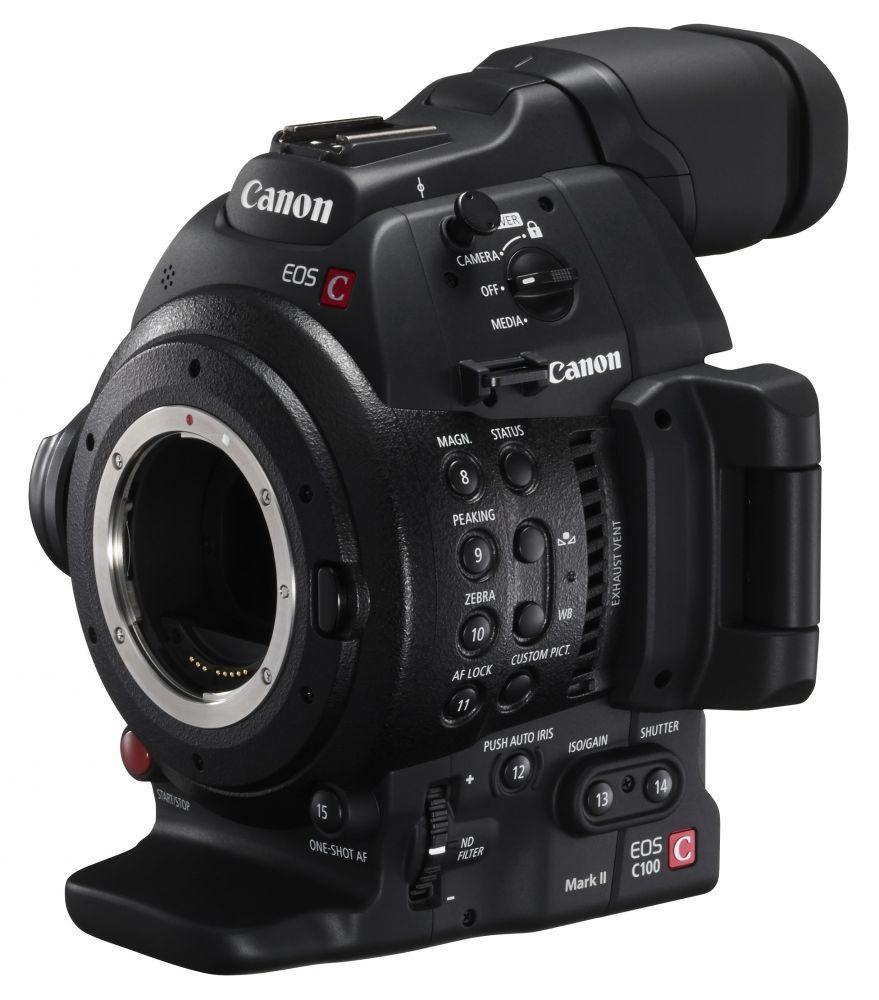 Canon EOS C100 mark II (váz)