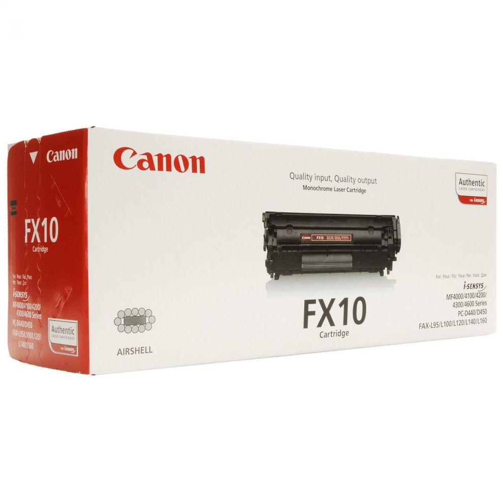 Canon FX10 toner