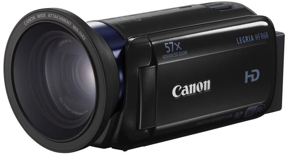 Canon LEGRIA HF R68 + (WA-H43) (WiFi + NFC)