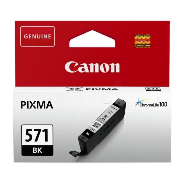 Canon CLI-571BK Fekete tintapatron
