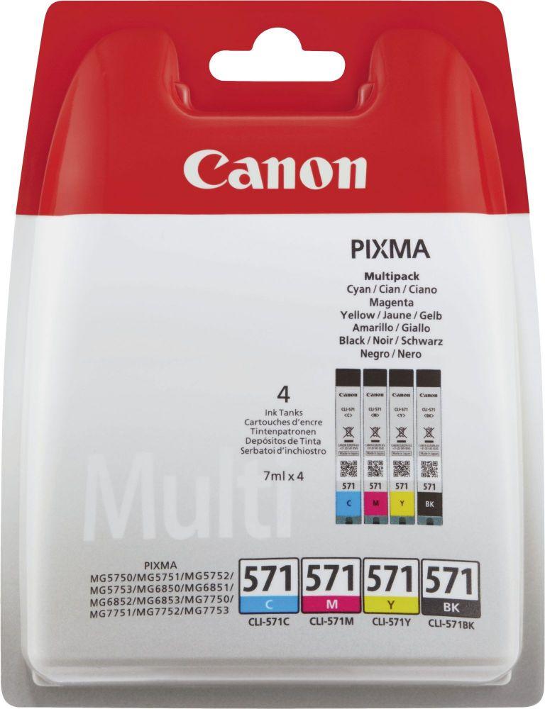 Canon CLI-571 tintapatron multipack