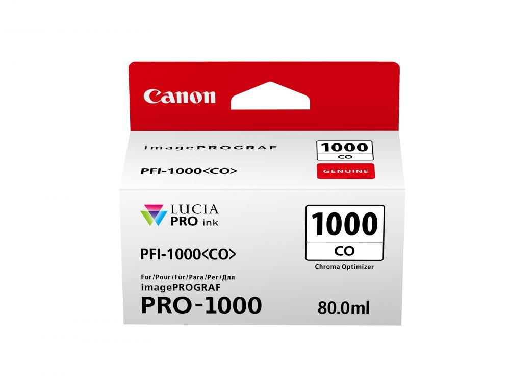 Canon PFI-1000CO Chroma Optimizer tintapatron