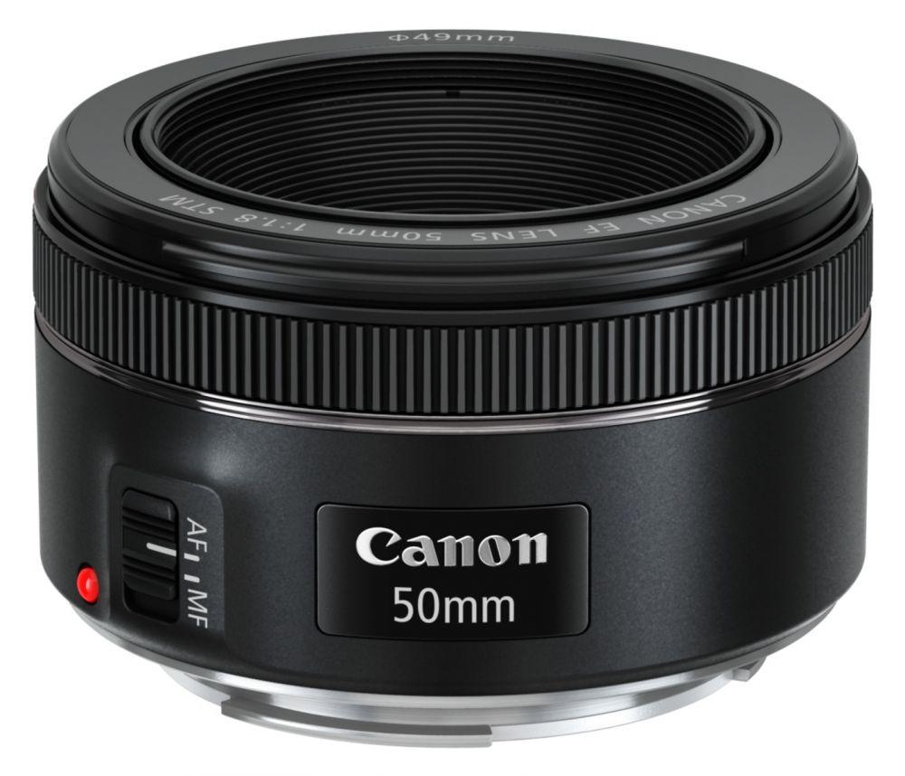 Canon EF 50mm / 1.8 STM