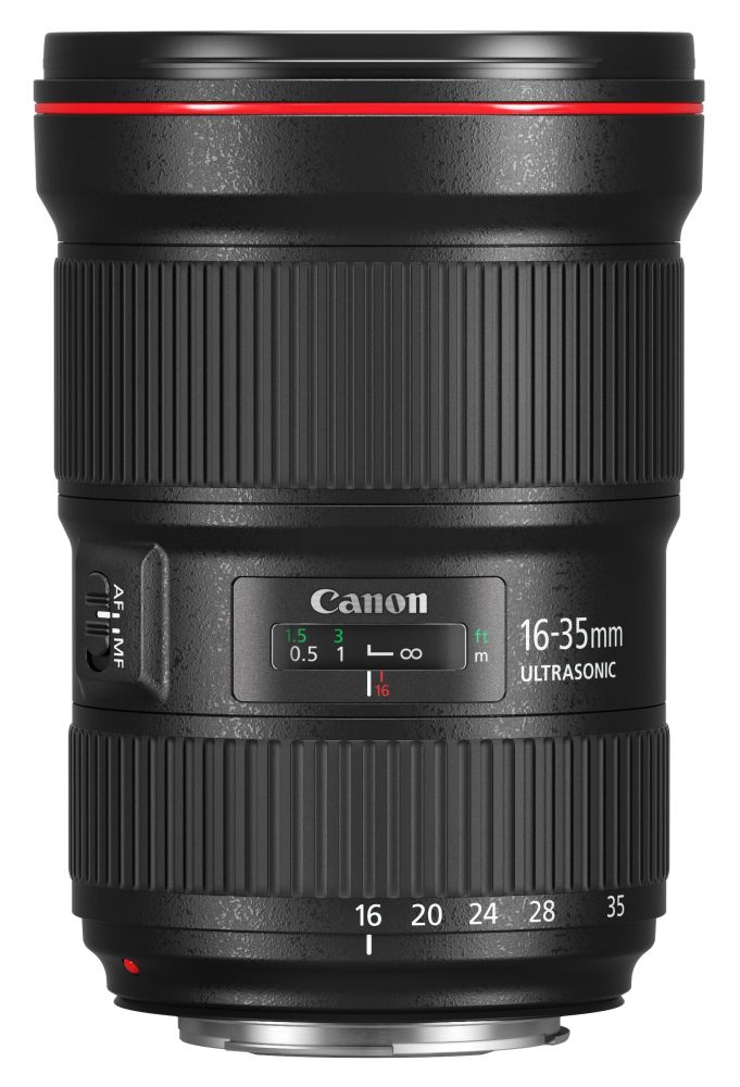 Canon EF 16-35mm / 2.8 L USM mark III
