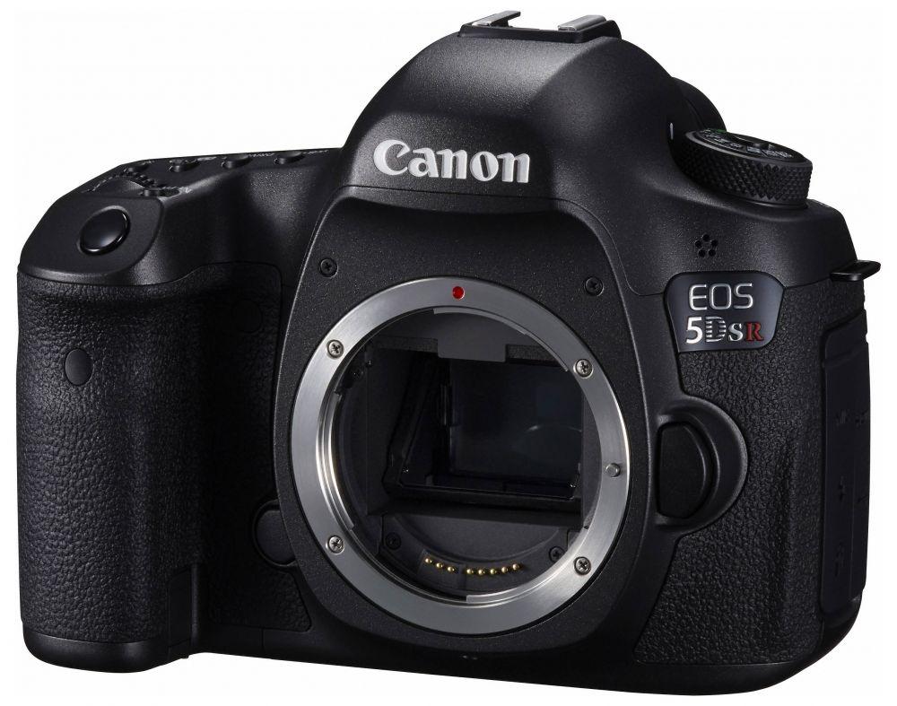 Canon EOS 5Ds R (váz) (1+2 év garancia**)