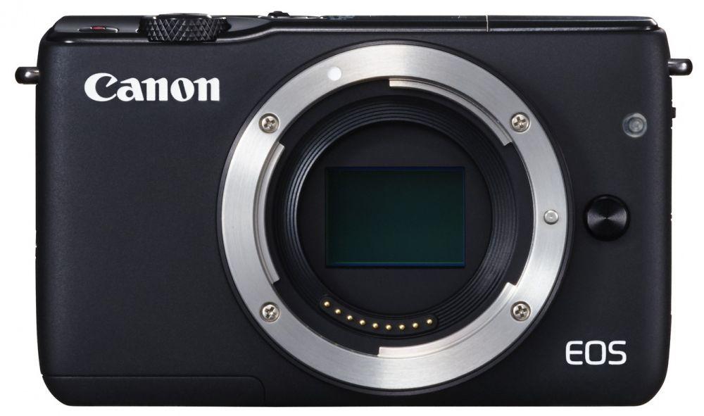 Canon EOS M10 váz (fekete)