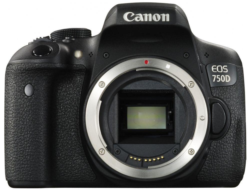 Canon EOS 750D váz (3 év Garanciával**)