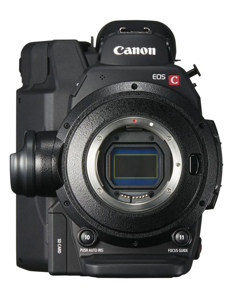 Canon EOS C300 mark II (4K) 2év garancia