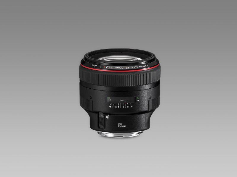 Canon EF 85mm / 1.2 L USM mark II - 3 év garanciával**