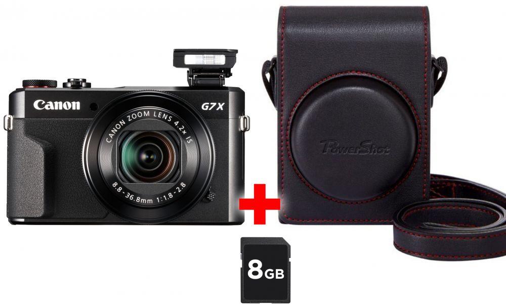 Canon PowerShot G7x mark II - Premium kit