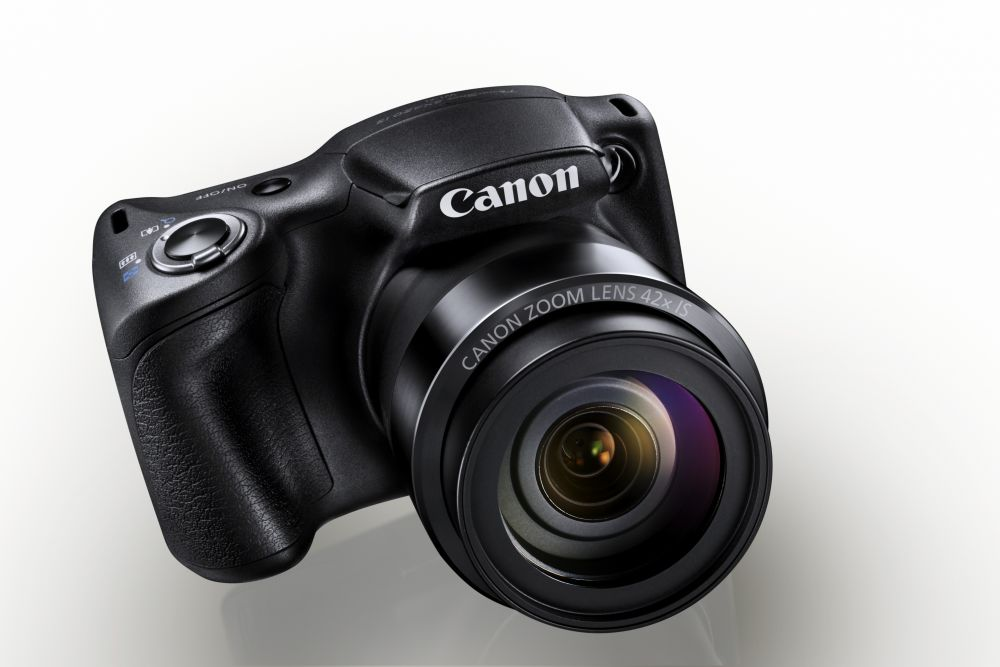 Canon PowerShot SX420is (fekete)