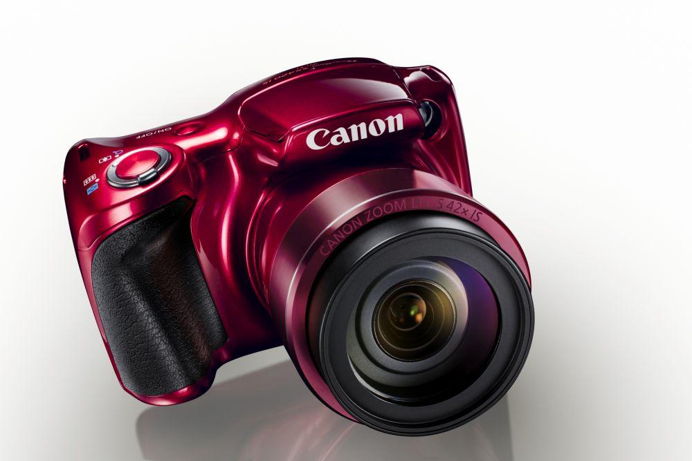 Canon PowerShot SX420is (piros)