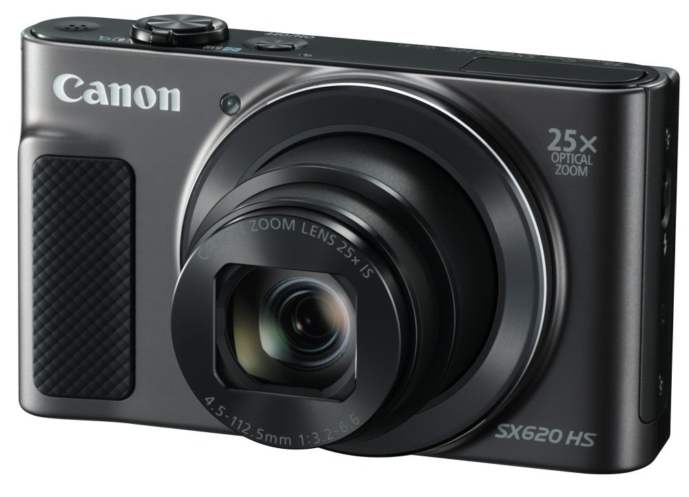 Canon PowerShot SX620HS - fekete színű