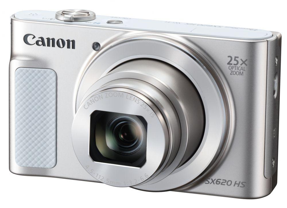 Canon PowerShot SX620HS - fehér színű