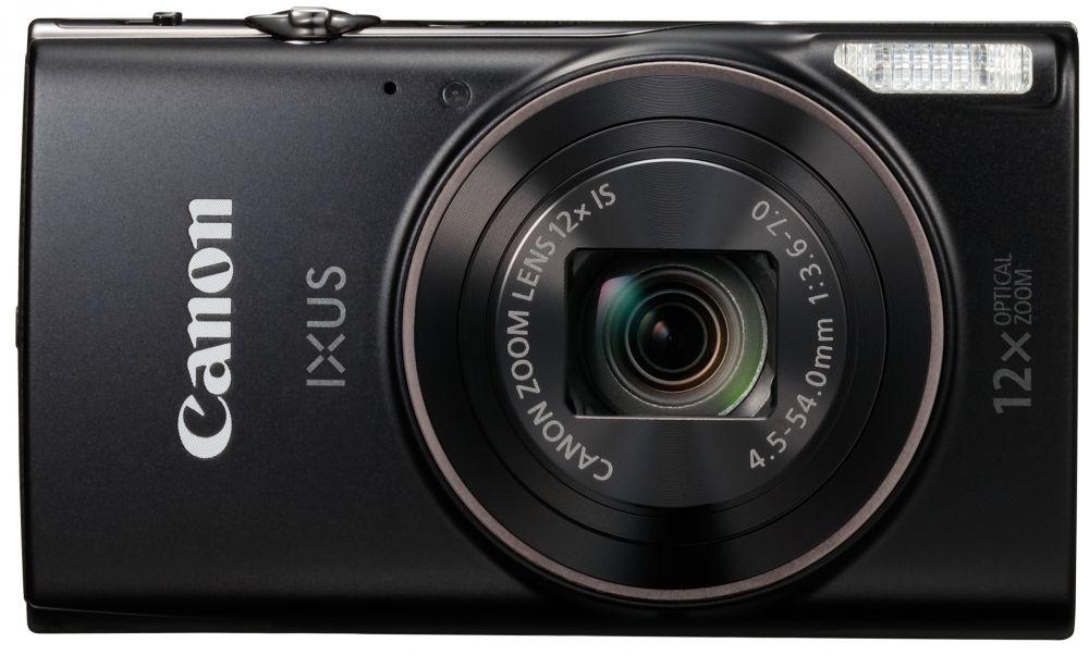 Canon Ixus 285HS (Wi-Fi + NFC) (fekete)
