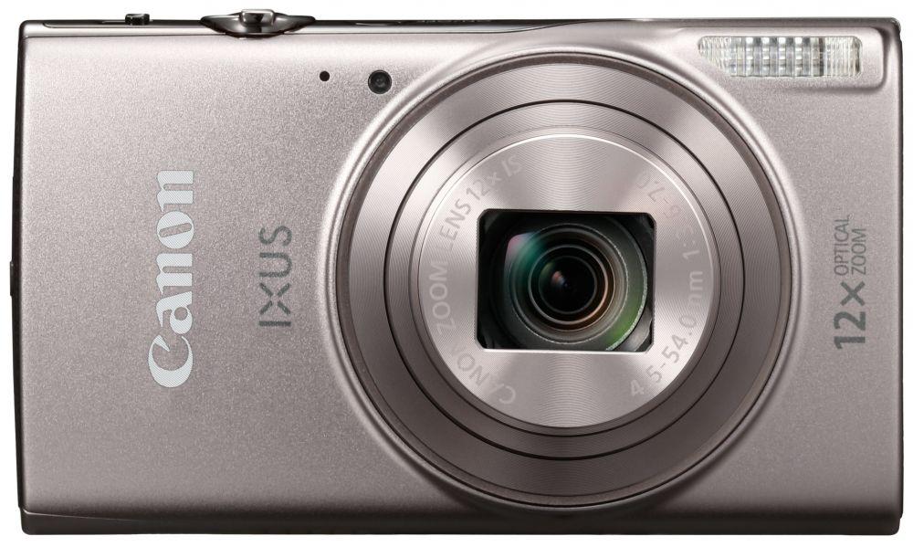 Canon Ixus 285HS (Wi-Fi + NFC) (ezüst)