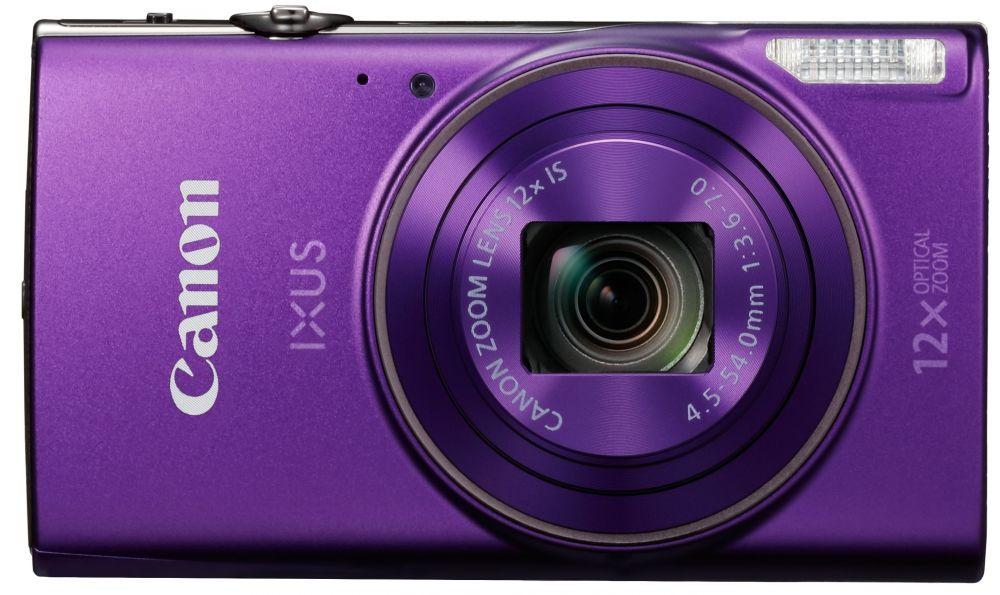 Canon Ixus 285HS (Wi-Fi + NFC) (lila)