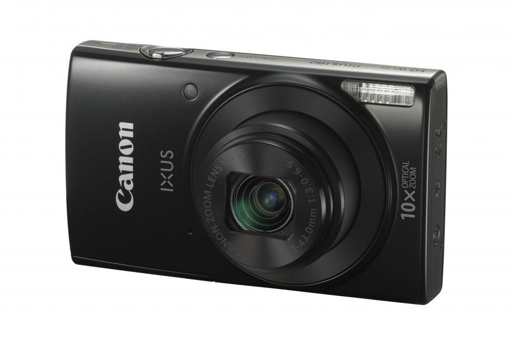 Canon Ixus 180 (fekete)