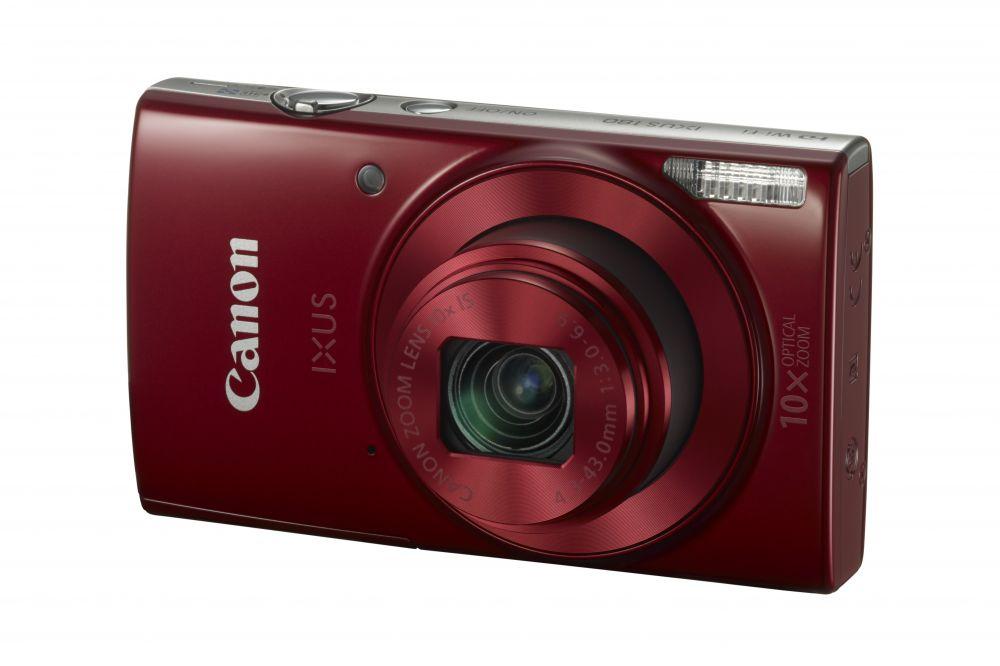 Canon Ixus 180 (piros)