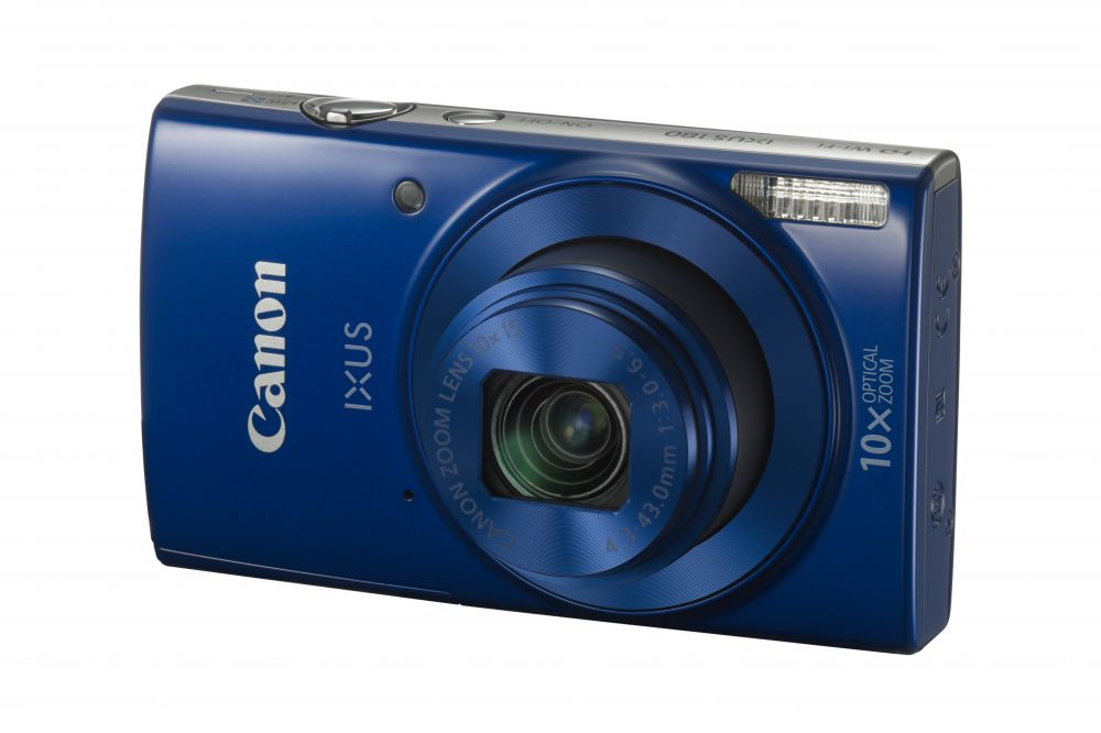 Canon Ixus 180 (kék)