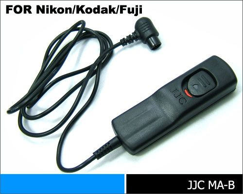 JJC MA-B vezetékes távkioldó (for Nikon)