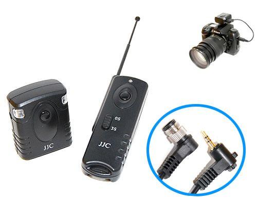 JJC JM-B vezeték nélküli távkioldó (for Nikon)