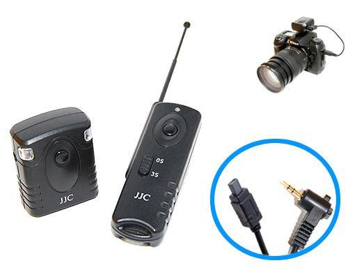 JJC JM-M vezeték nélküli távkioldó (for Nikon)