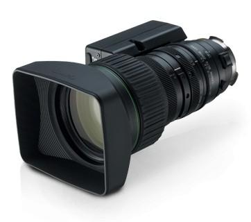 Canon Broadcast YJ20x8.5B KTS (SDTV)
