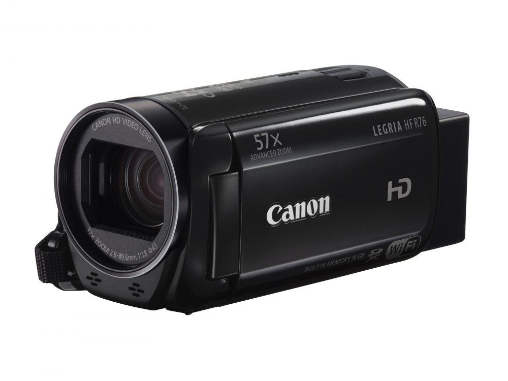 Canon Legria HF R76 (Wi-Fi + NFC)