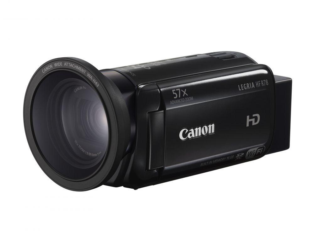 Canon Legria HF R78 + (WA-H43) (Wi-Fi + NFC)