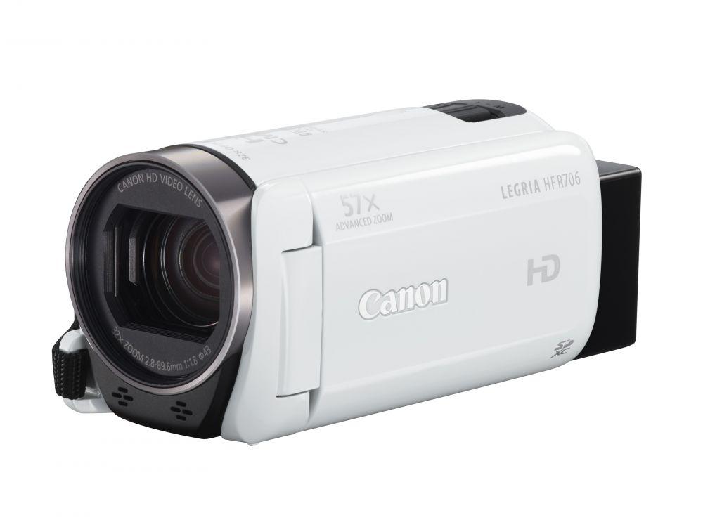 Canon Legria HF R706 (fehér)