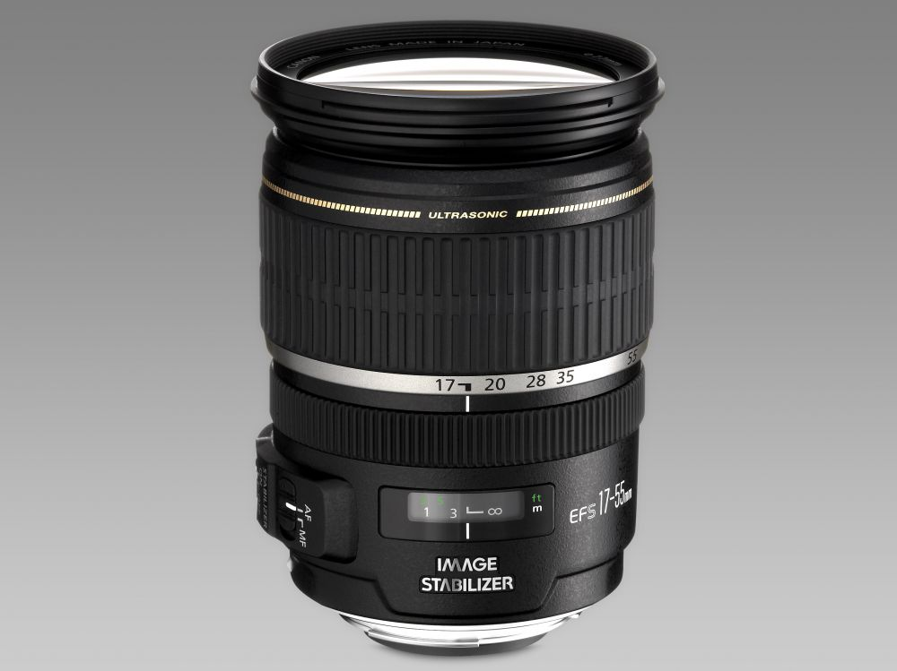 Canon EF-S 17-55mm / 2.8 IS USM