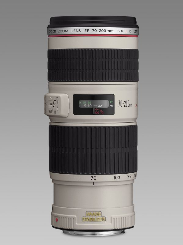 Canon EF 70-200mm / 4 L IS USM