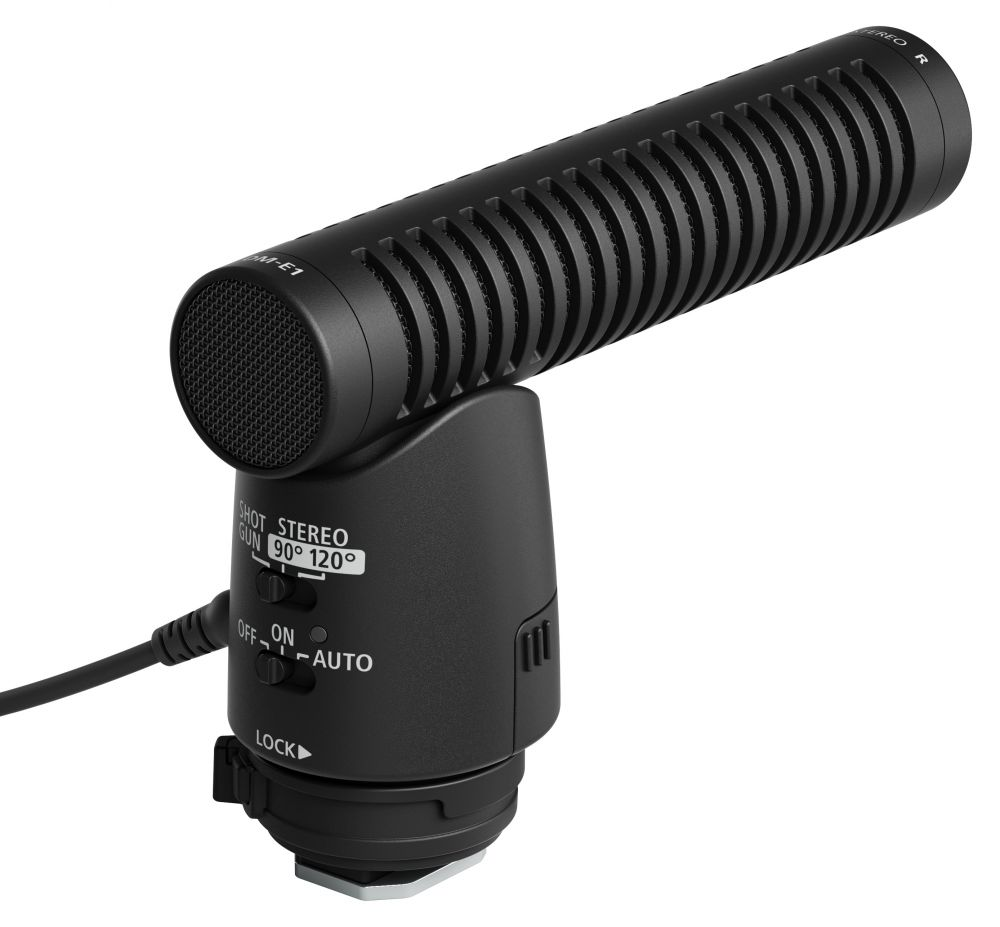 Canon DM-E1 sztereó puskamikrofon