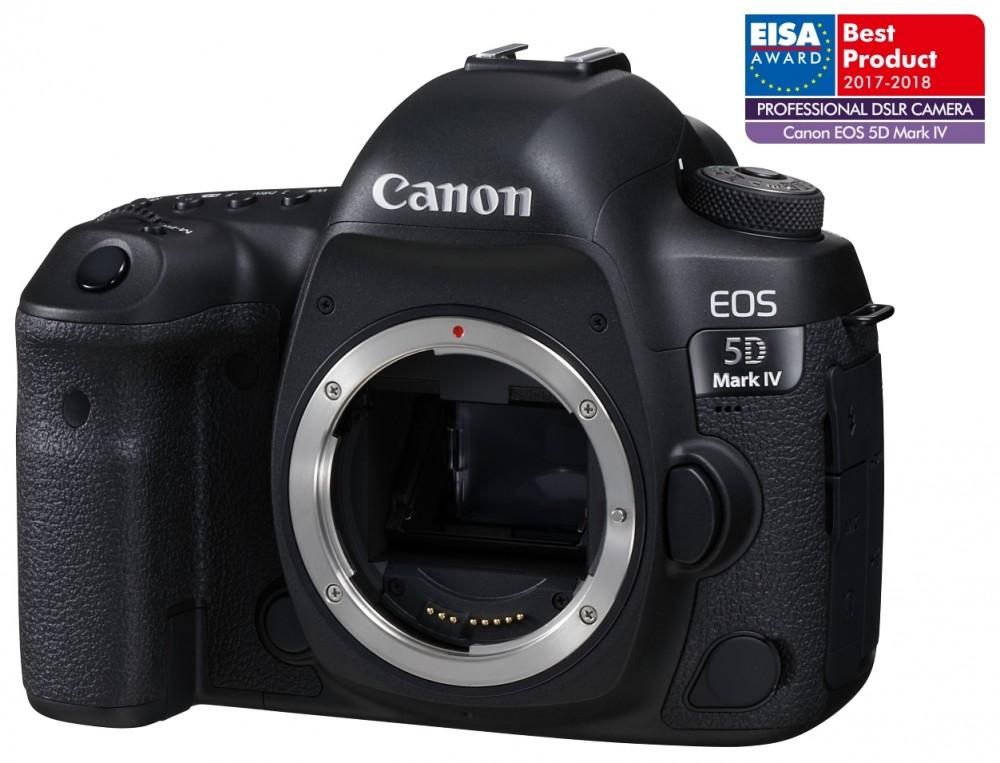 Canon EOS 5D mark IV váz (1+2 év garancia**)