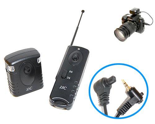 JJC JM-A vezeték nélküli távkioldó (for Canon)