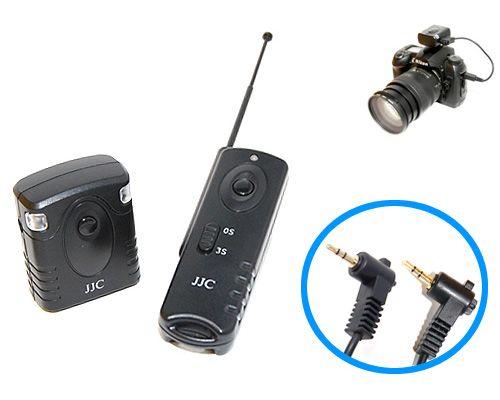 JJC JM-C vezeték nélküli távkioldó (for Canon)