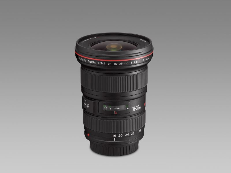 Canon EF 16-35mm / 2.8 L USM mark II